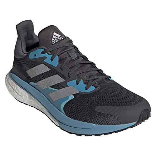 adidas - SOLARCHARGE 21M Zapatillas de correr para hombre., color Gris, talla 46 EU