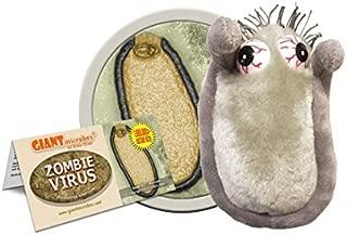 GIANTmicrobes Zombie Virus Plush Toy