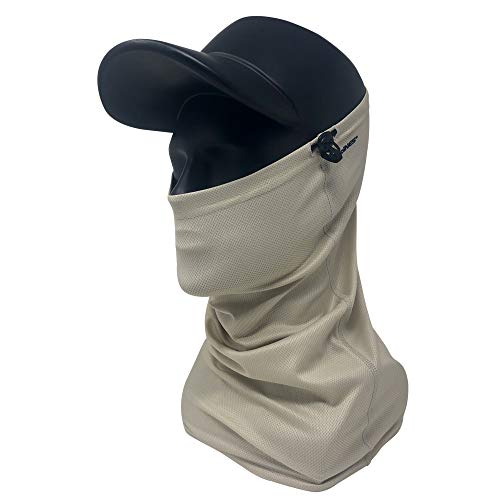 CoolNES UPF 50+ Gaiter | UV Multifunctional Headwear | Face Neck Covering Mask | Sun Protection Shield