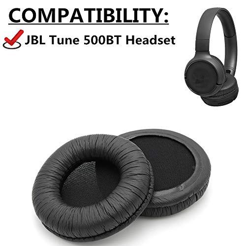 YunYiYi vervangende oorkussens kussen voor JBL Tune 500BT T500BT koptelefoon oordopjes