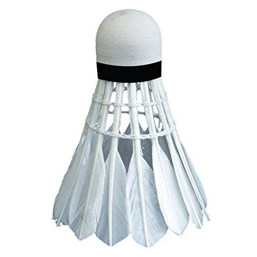 Iycorish - Volano per badminton, 12 pezzi