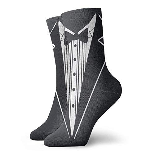 Be-ryl Smoking Socken Männer und Frauen Crew Socken Neuheit Socken