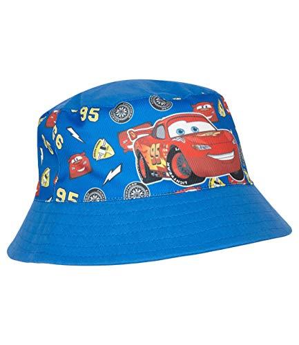 Disney Cars Jungen Sommerhut Blau 52
