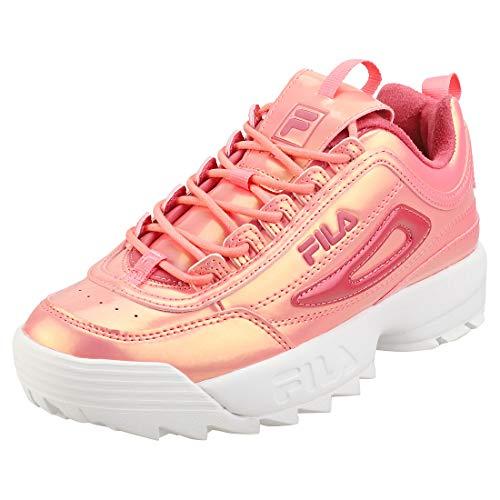 FILA Disruptor 2 Liquid Luster Damen Sneaker Mode Raspberry - 38 EU