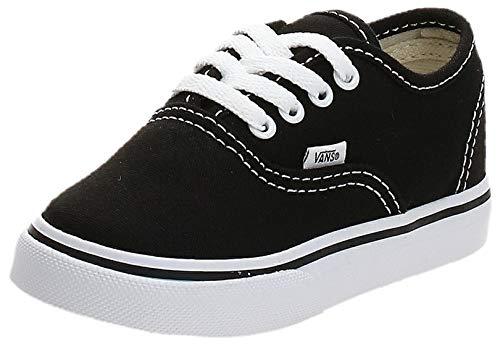 Vans Old Skool Infant Crib Shoes Black/True White (4)