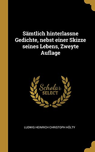 GER-SAMTLICH HINTERLASSNE GEDI