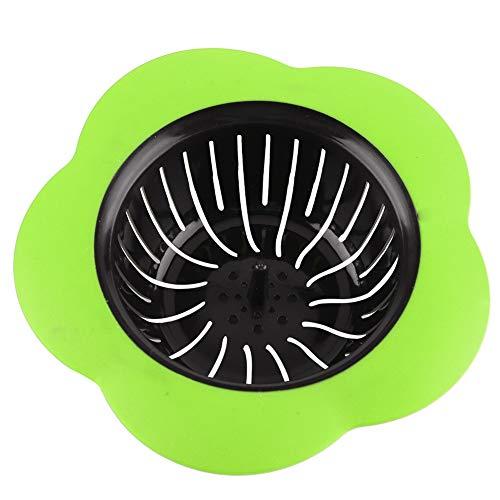 FTVOGUE Colador de Fregadero Flor en Forma de plástico
