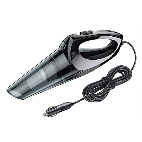 Review Car Vacuum Cleaner,DC 12V For Quick Light Cleaning In The Car, Not For Heavy Duty Cleaning