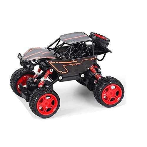 LJKD Coche de Control Remoto - Regalo de Juguete RC Crawler Car para niños de 6 a 12 años, Camión Todoterreno 4WD para niños y niñas