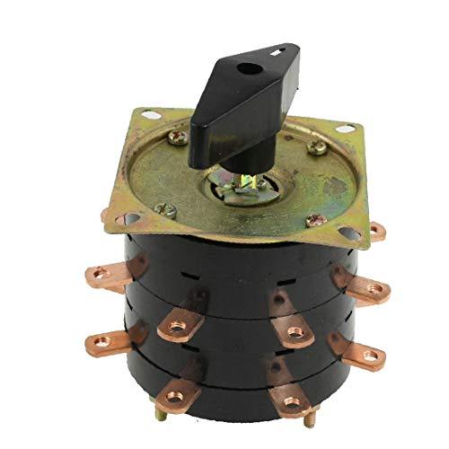 X-Dr AC 380V 40A 8 Abschnitt 18 Pins Schweißgerät - Kombinationsschalter (5626e950ee7597ead393b414d8c03b95)