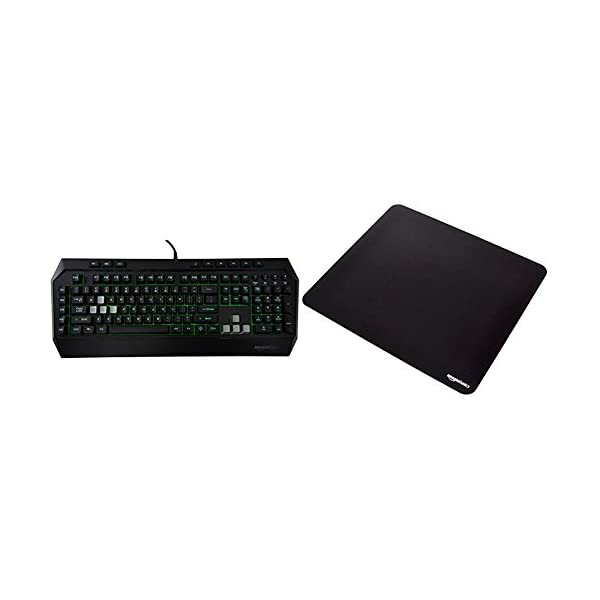 Amazon Basics Gaming Mouse Pad