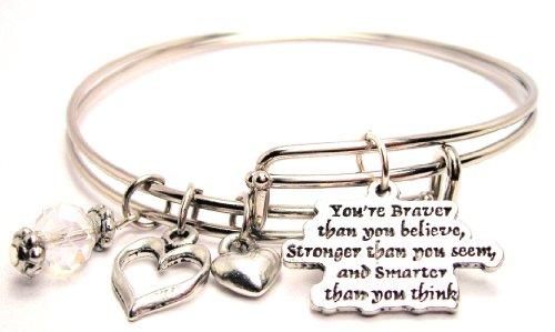 ChubbyChicoCharms You're Braver Than You...