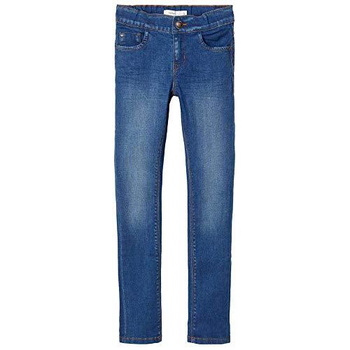 NAME IT Child Jeans Skinny Fit 146Medium Blue Denim