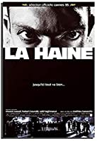 Xiangll La Haine(1995)ヴィンテージ映画ポスターホームウォール装飾キャンバスアートプリントウォールアートキャンバスプリントルームホームデコレーション-50X70Cmフレームなし