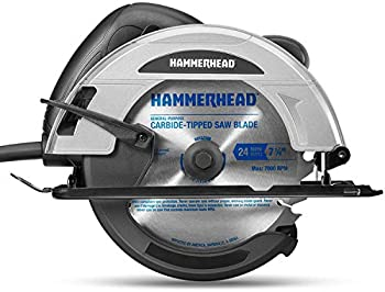 Hammerhead 12-Amp 7-1/4 Inch Circular Saw With Blade