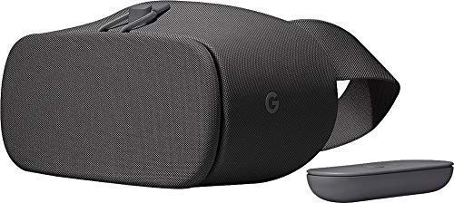 Google Daydream View VR Headset w/ Remote, 2nd Generation - Charcoal (Renewed)