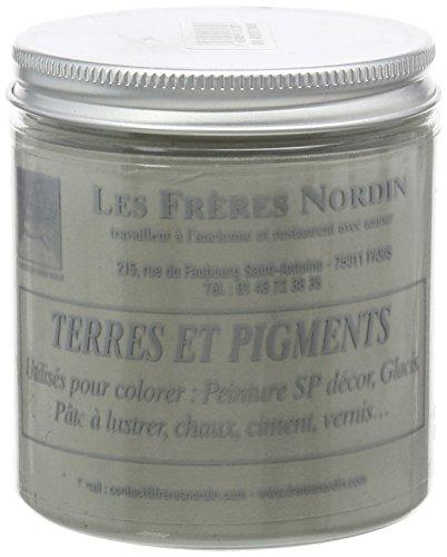 Les Frères Nordin 418139Terra pigmento grigio ardesia, 200 g