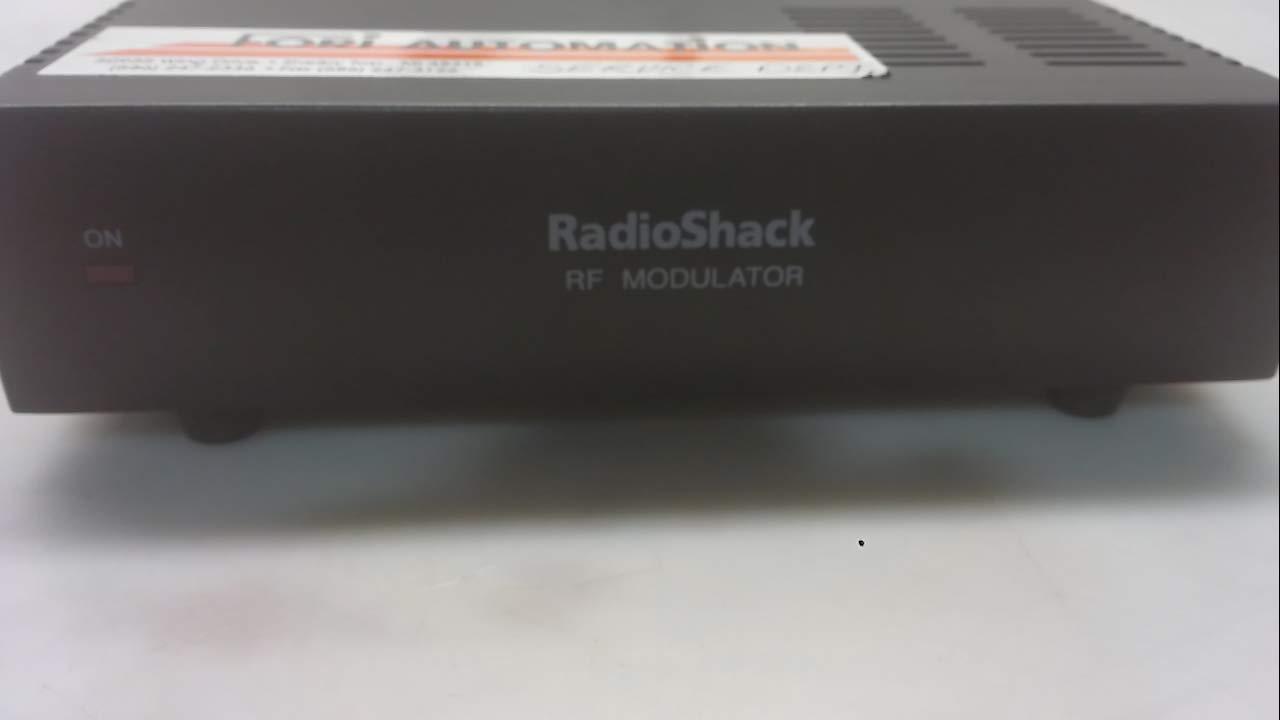 Radioshack 4 In One Remote 15 2114