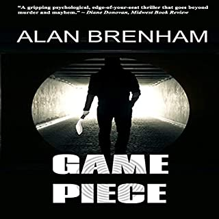 Game Piece                   By:                                                                                                                                 Alan Brenham                               Narrated by:                                                                                                                                 Chris Rogers                      Length: 7 hrs and 52 mins     1 rating     Overall 5.0