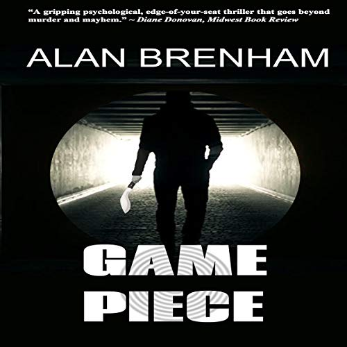 Game Piece audiobook cover art