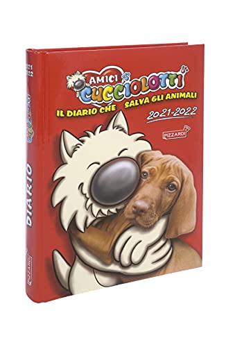 Cucciolotti - Diario 2021/2022 Datato - Amici Cucciolotti Multicolore - Standard Plus