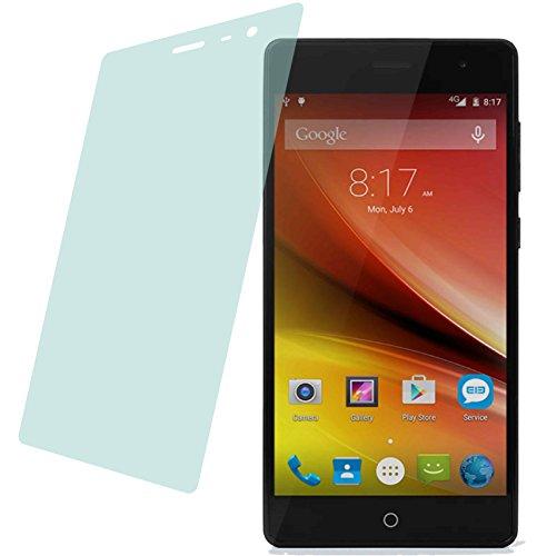 4ProTec I Elephone Trunk (4 Stück) Premium Bildschirmschutzfolie Displayschutzfolie kristallklar Schutzhülle Bildschirmschutz Bildschirmfolie Folie