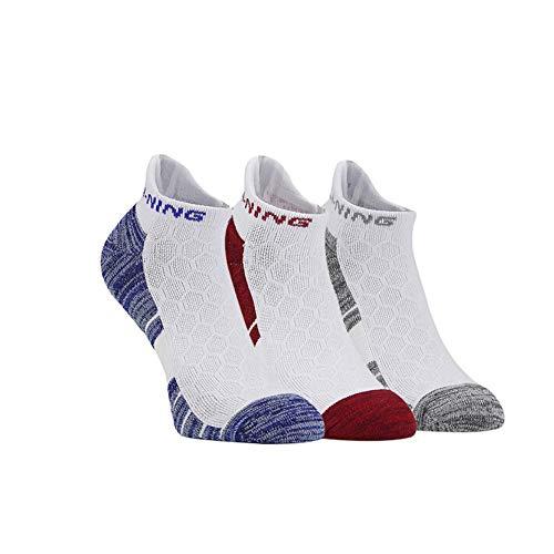Hengtongtongxun Calcetines, calcetines de pareja de hombres y mujeres, calcetines de barco, calcetines de bádminton de toalla, calcetines de algodón transpirables de tenis, calcetines deportivos profe