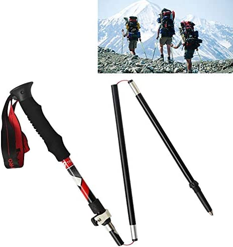 Sports Accessories 5 Node Portable Foldable Alloy Popular overseas Alpe Aluminium Popular brand in the world