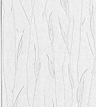 PVC Wallpaper white106 cm x 15.6 m