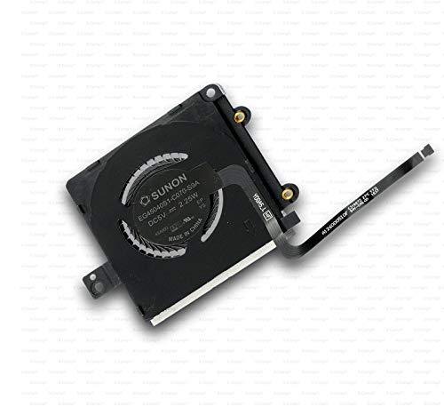 X-Comp EG45040S1-C070-S9A - Ventilador de CPU para Lenovo Yoga 910 910-13IKB 80VF 80VG