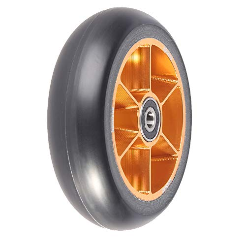 Anaquda Blade Stunt Scooter Rolle Wheel RS 110 mm x 30 mm Breite Black/Gold