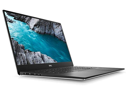 Dell - XPS 9570 15.6in 4K Ultra HD Touch-Screen Laptop - Intel Core i7 - 32GB Memory - NVIDIA GeForce GTX 1050 Ti - 1TB SSD - Silver (Renewed)