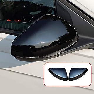 Vetro Specchietto Retrovisore Ricambio per Volkswagen Polo 9N 01-05 KKmoon Specchietto Retrovisore per Auto Destra