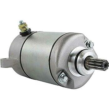 Parts-Diyer New Starter Motor Replacement for POLARIS HAWKEYE 2x4 4x4 ATV & 300 SPORTSMAN 2006-2011 3089879