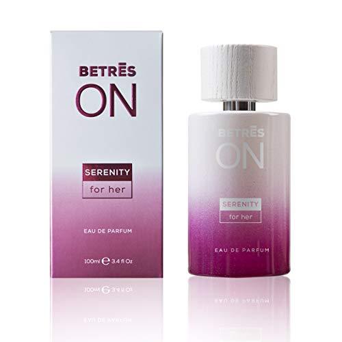 Betres On SERENITY, Agua de perfume para mujeres - 100 ml.