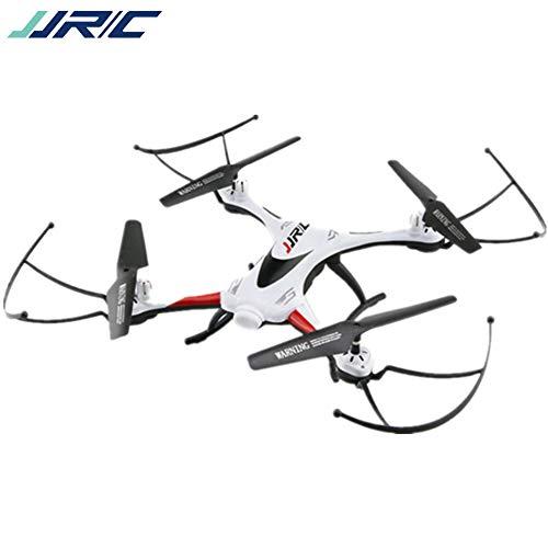 SMZK JJRC H31 Drone con Funciones de Modo sin Cabeza Vuelta de Una-Tecle Alto Rendimiento Impermeable RC Quadcopter 2.4G 4 Canales 6-Axis Gyro Drone Blanco