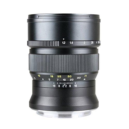 【日本国内正規品】中一光学 SPEEDMASTER 85mm F1.2 (富士フィルムGマウント) 「2年保証付」