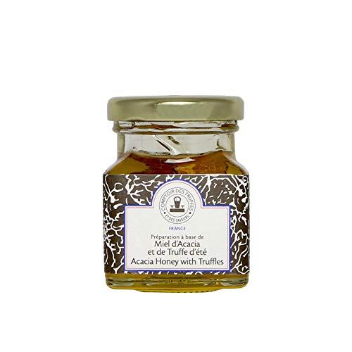 Comptoir des truffes Miel dacacia aux brisures de truffes