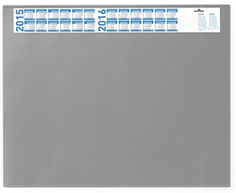 Durable 7204 Schreibunterlage mit Vollsichtplatte und Jahreskalender, Jahreskalender, Jahreskalender, 650 x 520 mm (grau, 5er Vorteilspack) B014FCIRUI   | Roman  7f73cb