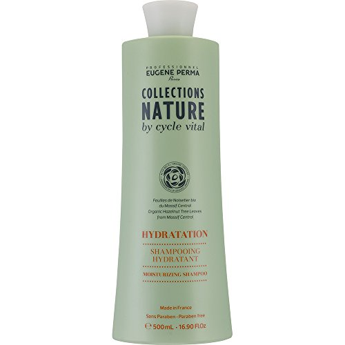 EUGENE PERMA Professionnel Shampooing Hydratant 500 ml Collections Nature by Cycle Vital