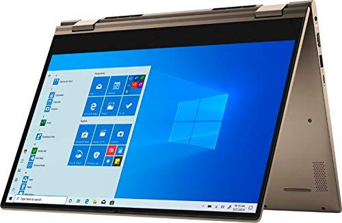 2020 Dell Inspiron 14 7405 2-in-1 14' FHD Touchscreen Laptop Computer_ Hexa-Core AMD Ryzen 5 4500U (Beats i5-1035G1)_ 8GB DDR4_ 256GB PCIe SSD_ Online Class Ready_ Windows 10_ BROAGE 64GB Flash Drive