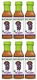 Sky Valley Organic Thai Peanut Sauce, 14.5 Ounce, 6-Pack