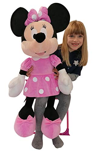 Peluche Minnie Disney soft 80cm