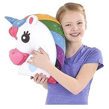 Best unicorn emoji pillows Reviews