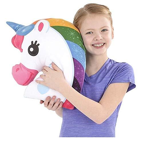 almohada unicornio de la marca Rhode Island Novelty