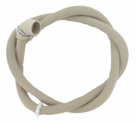 Hotpoint Indesit - Manguera de drenaje flexible para lavadora y secadora