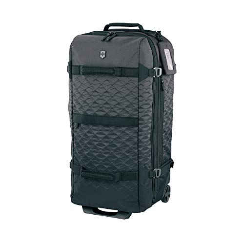 Victorinox VX Touring Wheeled Duffel with TSA Approved Locks, Anthracite, Checked, Large (29')