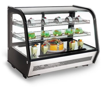 OMCAN 27157 RS-CN-0160 Commercial Countertop Refrigerated Display Case 44630