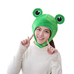 If you like happy selfie, funny Plush hat will make you more beautiful in photos. Own animal head hat, you must be most fascinating when you attend a party or some event. Made of high-quality materials, soft and comfortable, and are a healthy and saf...