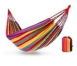 Dljyy - Tienda de campaña colgante sin insectos que se cuelga como una hamaca pero duerme como una cama, diseño asimétrico único que crea una increíble experiencia de sueño para acampar